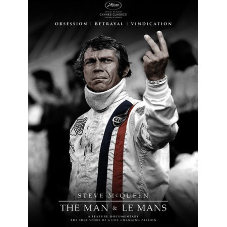 Steve McQueen: The Man and Le Mans (DVD)