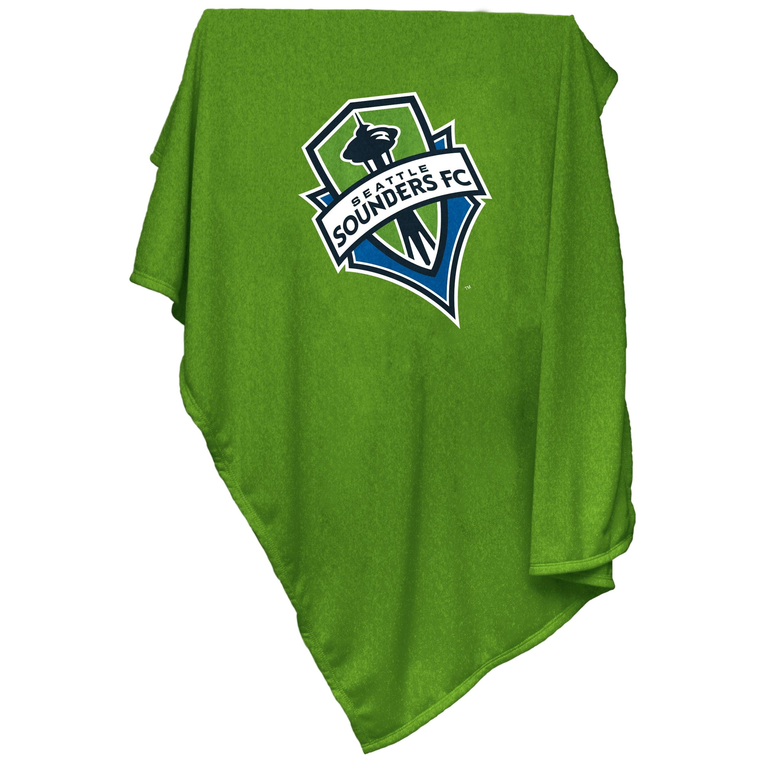 Seattle Sounders Sweatshirt Blanket