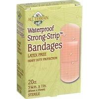 ALL TERRAIN Waterproof Strip Bandages 20 CT