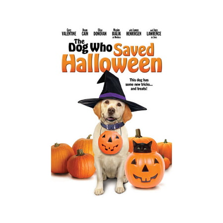 The Dog Who Saved Halloween (DVD)](Spaghetti Hot Dogs Halloween)