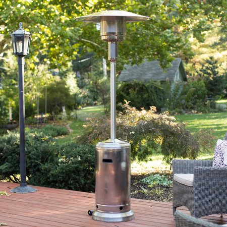 Fire Sense Stainless Steel Standard Series Patio Heater