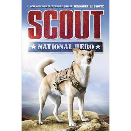 Scout Halloween Activities (Scout: National Hero)