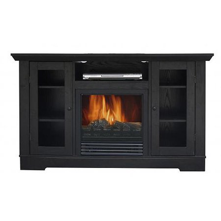 Electric Fireplace With 48 In Media Unit Walmart Com