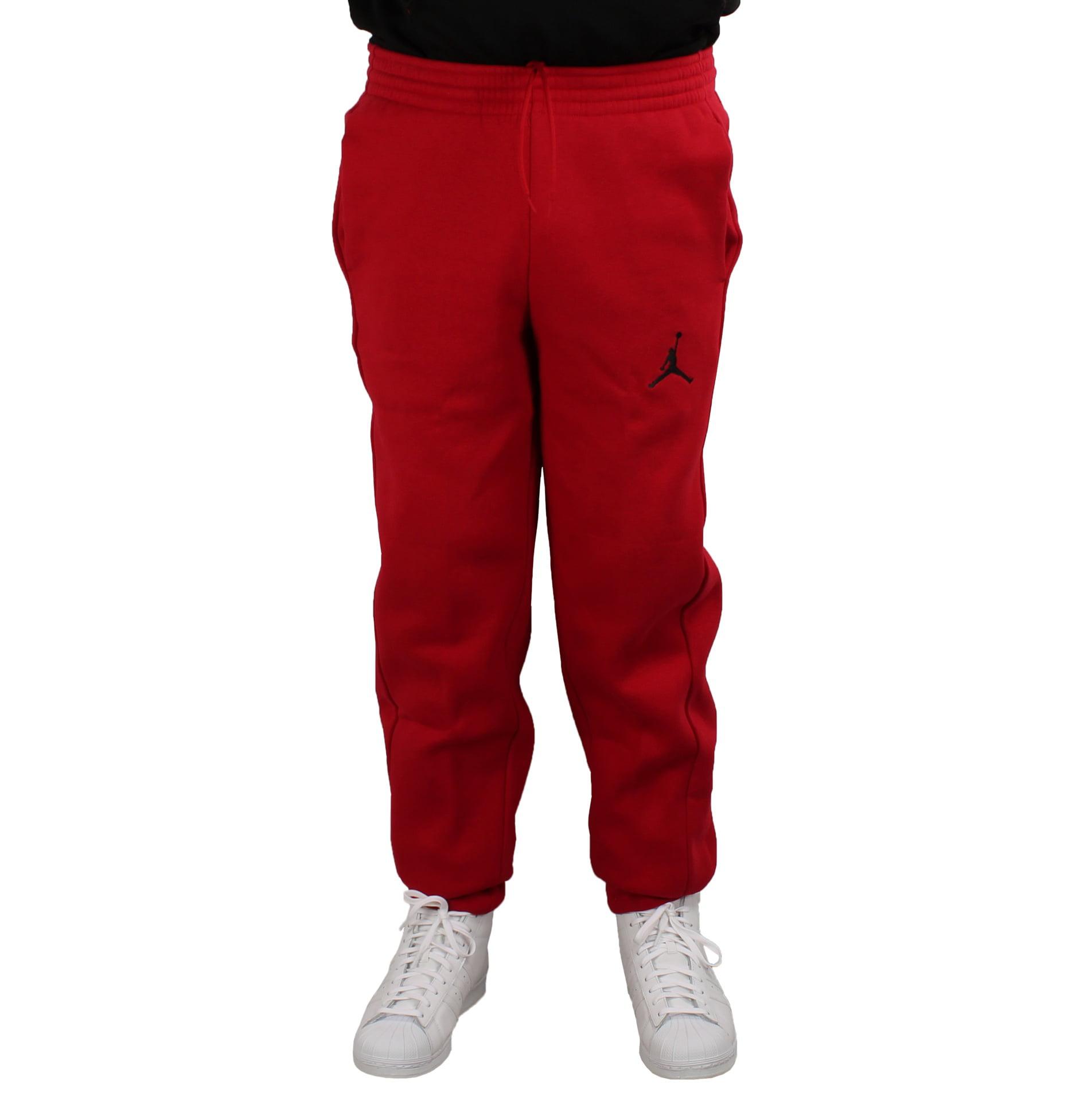 Nike Air Jordan Flight Fleece Red Men's