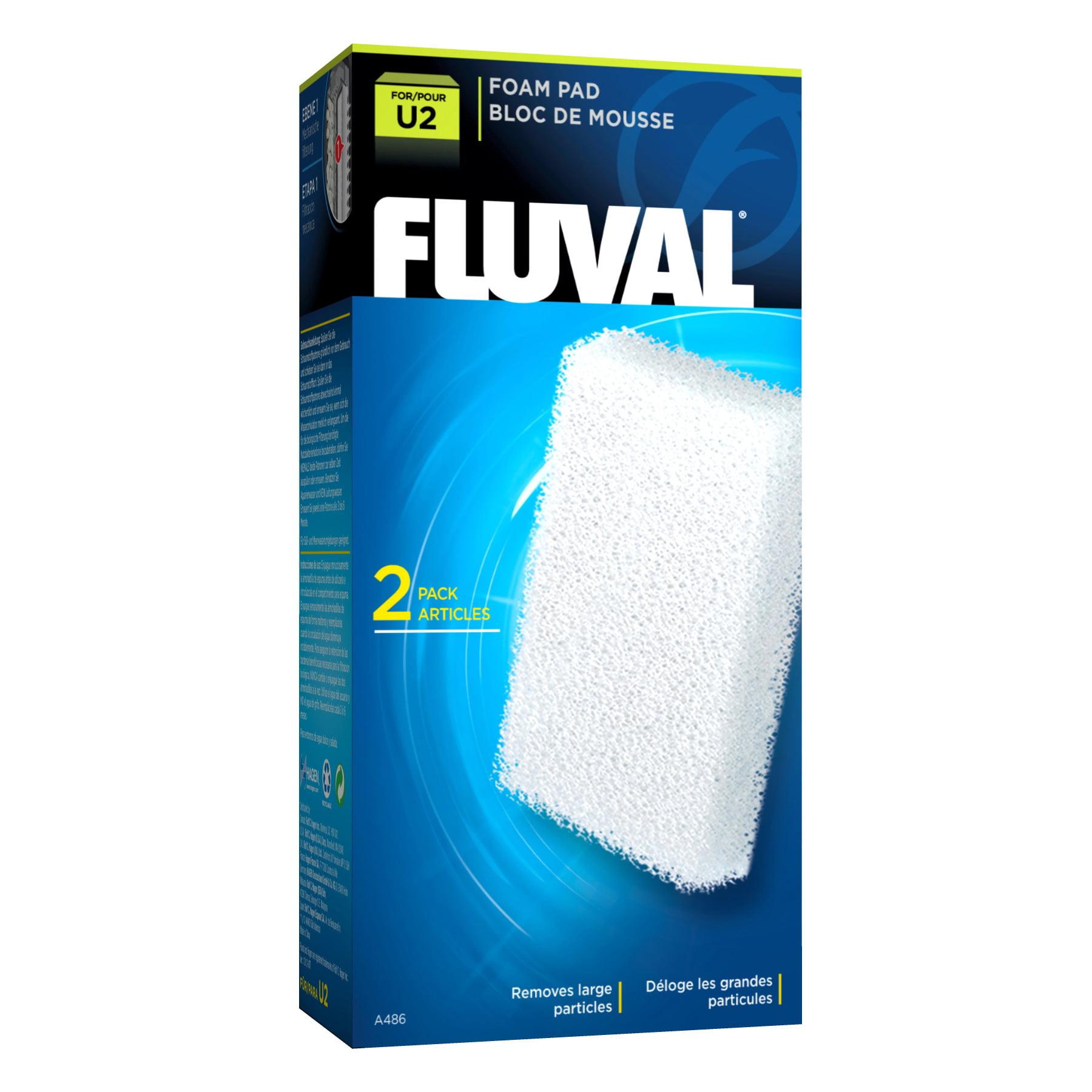 Fluval U2 Underwater Filter Foam Pad