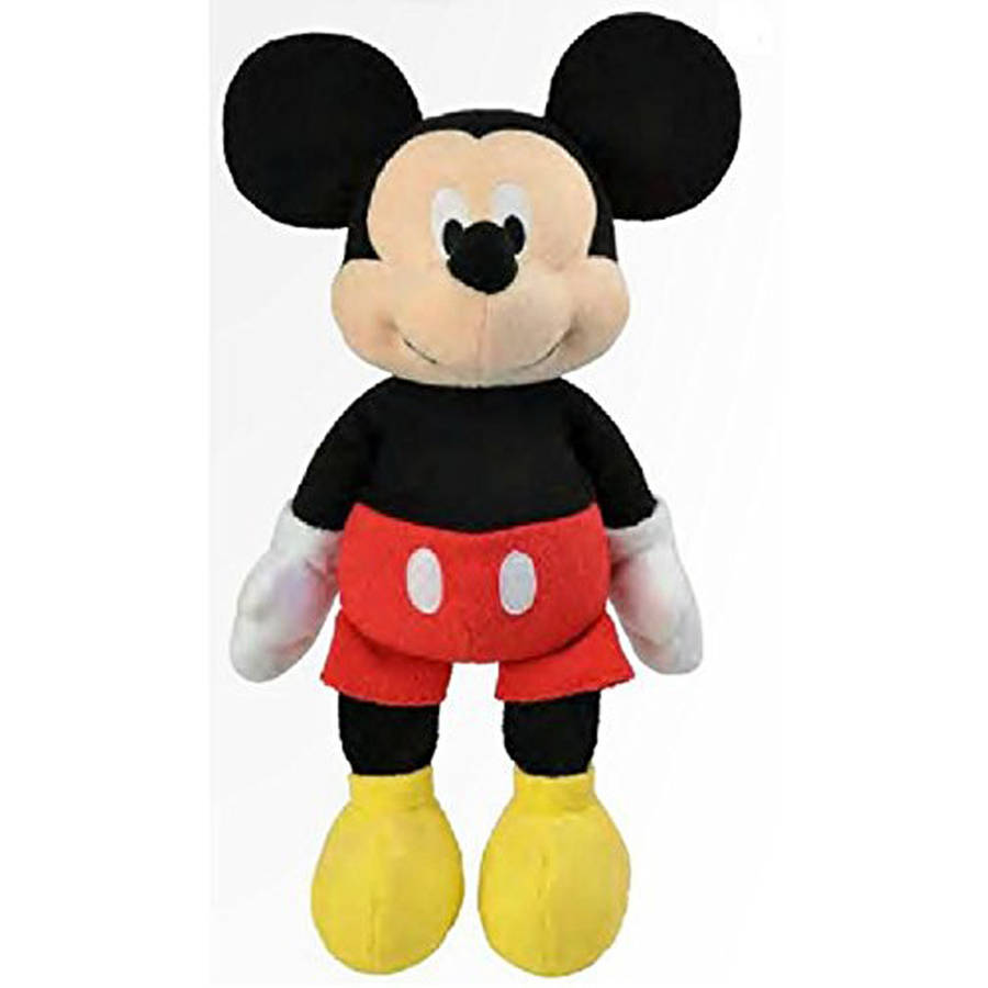 Disney Baby Mickey Mouse Floppy Favorite Plush