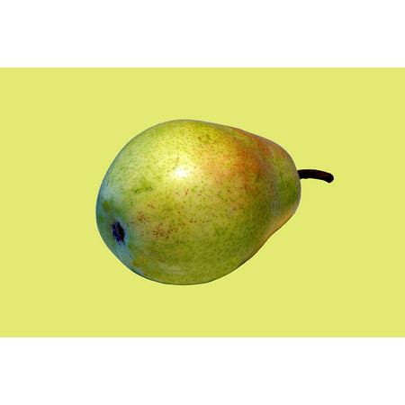 Laminated Poster Cake Fruit Pie Pear Compote Pear Poster Print 11 x 17