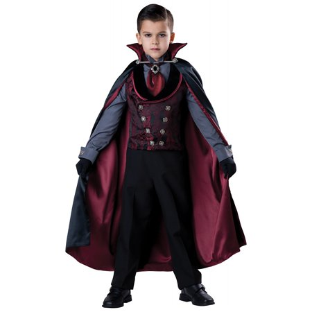 Count Costume (Midnight Count Child Costume -)