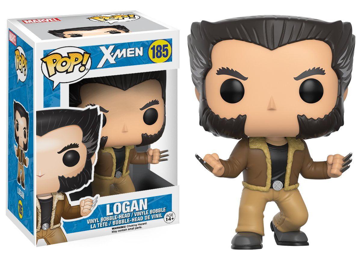 Funko X-Men Logan Marvel Pop by