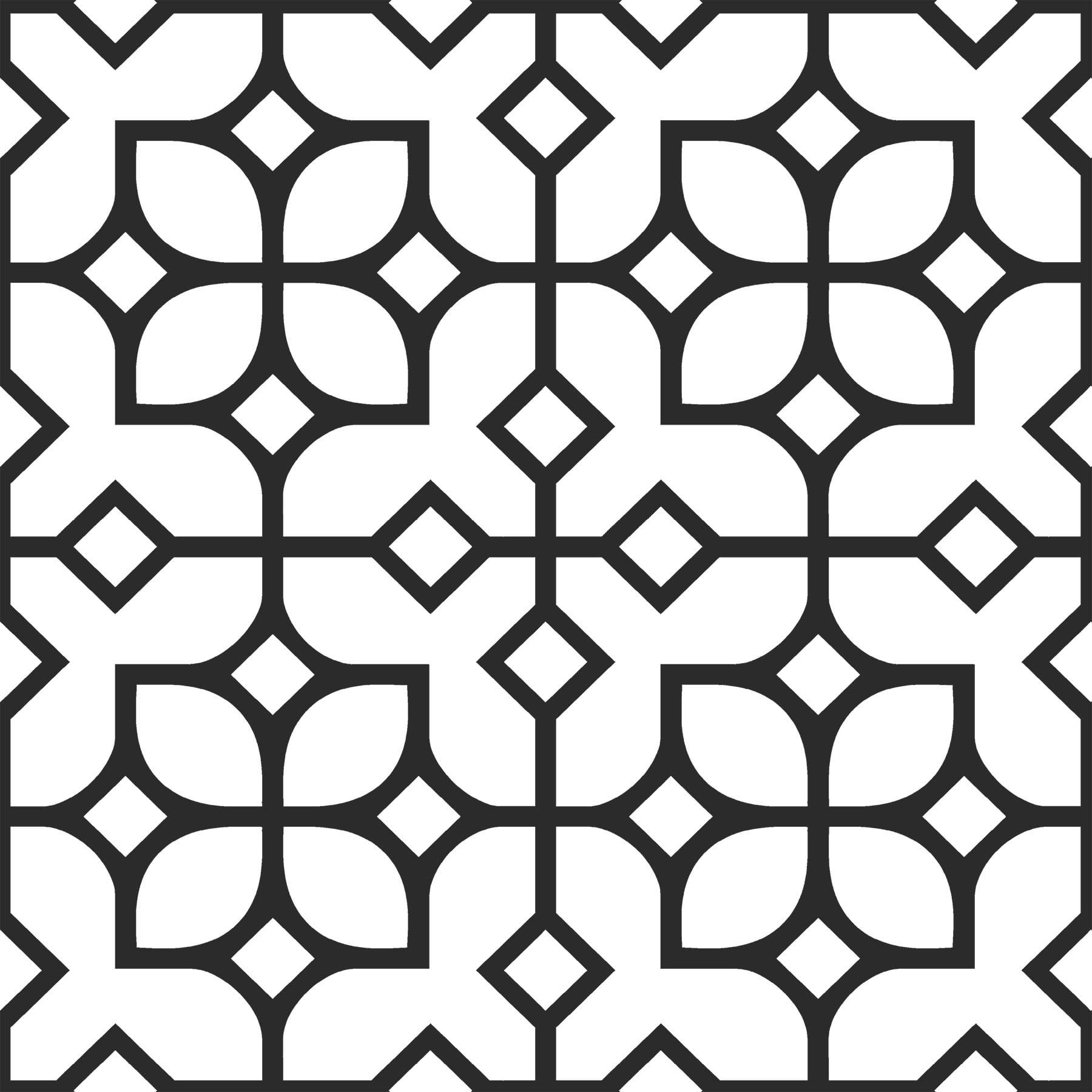 Floorpops Abbey Peel And Stick Vinyl Floor Tiles 10 Tiles 10 Sq Ft Walmart Com