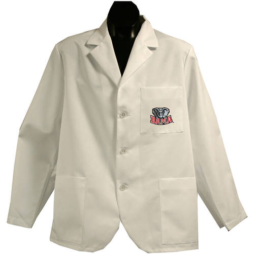 NCAA Southeastern - Short White Labcoat