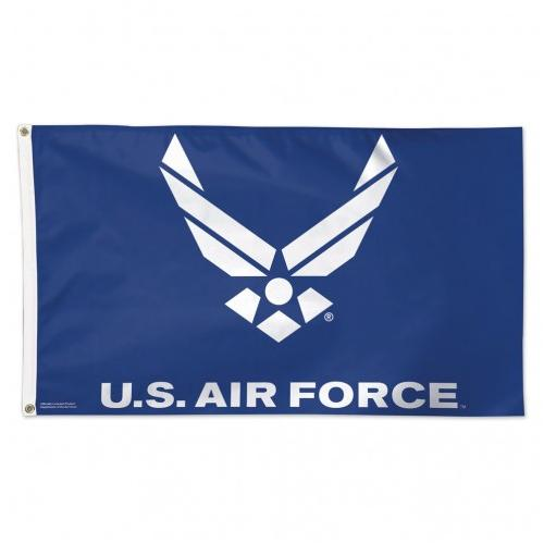 air force falcons eagle and star logo 3 x 5 pole flag