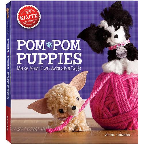 Pom, Pom Puppies Book Kit