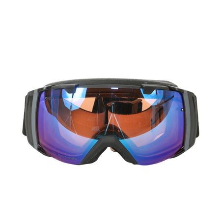 643d35e28 Smith Optics Black ChromaPop Photochromic I/O Interchangeable Snow Goggles  - Walmart.com