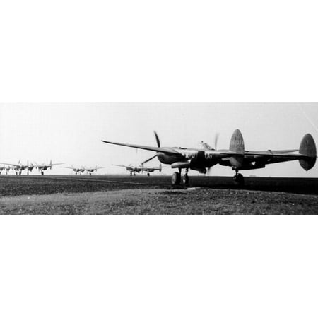 - LAMINATED POSTER P-38s of the 38th Fighter Squadron. 55th Fighter Group, based at RAF Wormingford, England. Serial 42 Poster Print 24 x 36