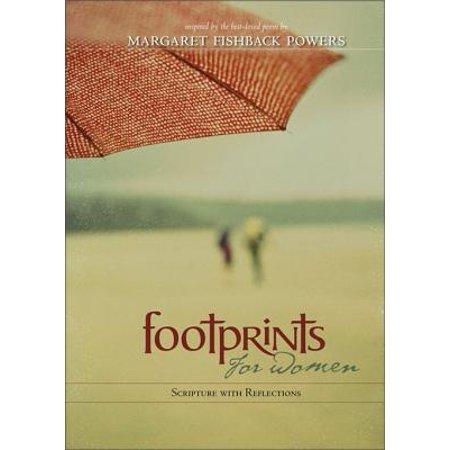 Footprints for Women - eBook (Footprints In The Sand Margaret Fishback Powers)