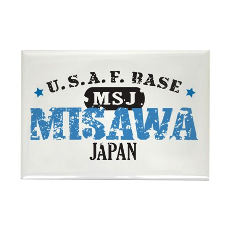 CafePress - Misawa Air Force Base - Rectangle Magnet, 2