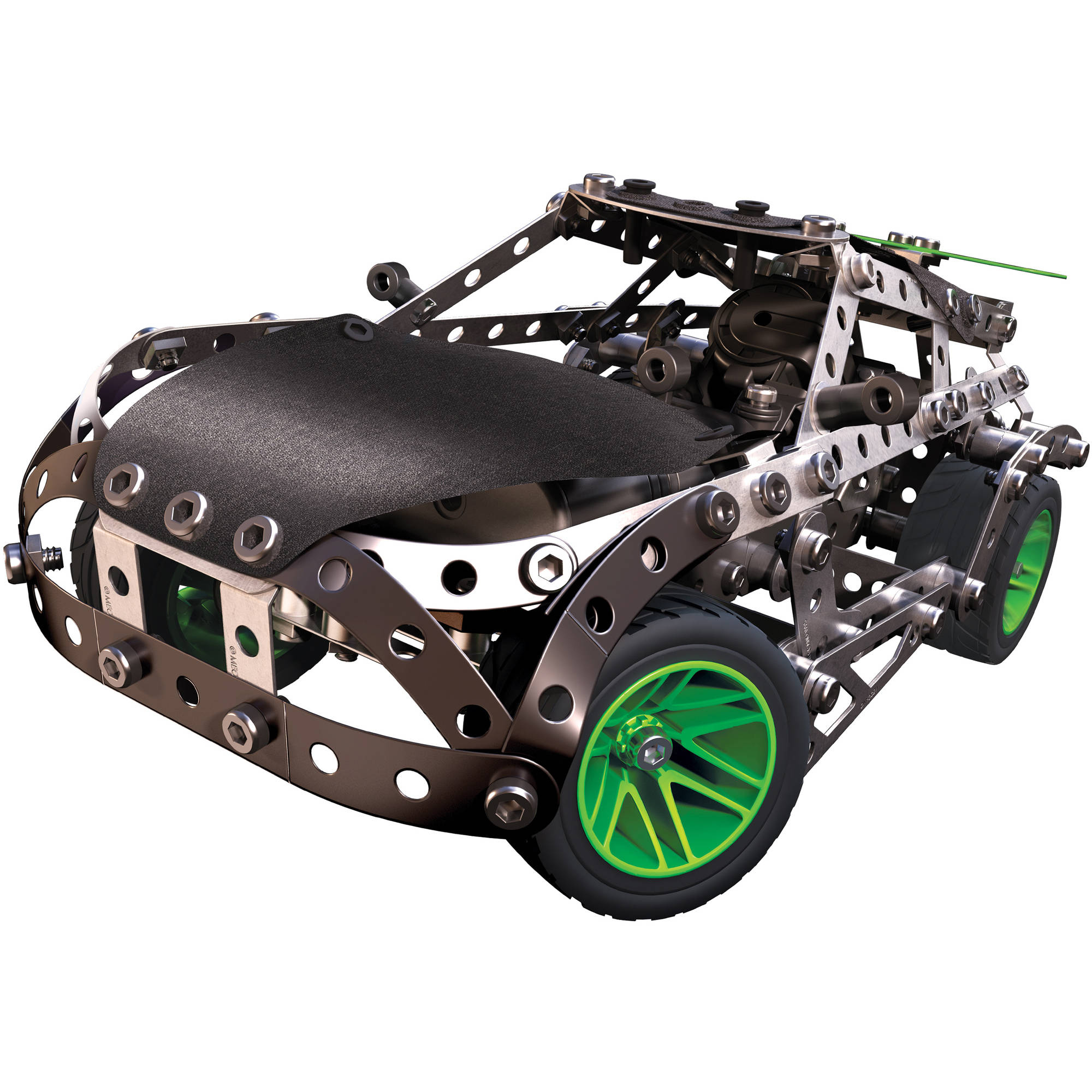 Meccano-Erector Mountain Rally, 25 Model Set
