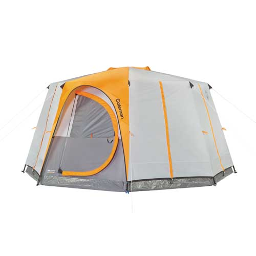 Coleman Octagon 98 8-Person Full Rainfly Tent by COLEMAN