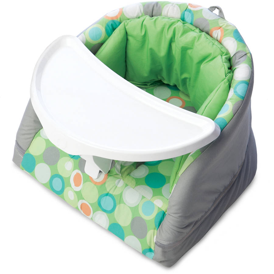 Boppy Baby Chair - Marbles