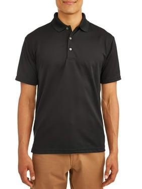 Ben Hogan Men & Big Men's Performance Easy Care Solid Short Sleeve Polo Shirt , up to 5XL