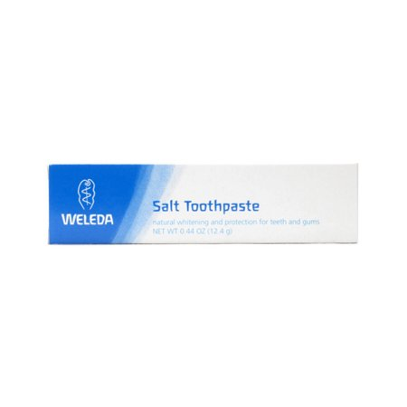 Weleda Salt Toothpaste Travel Size - 0.44 oz Oral Hygiene