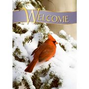 Banner-January Welcome (2' x 3') (Indoor)