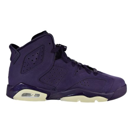 6234b0b44c0 Jordan - Air Jordan 6 Retro GG Big Kid Shoes Purple Dynasty White ...