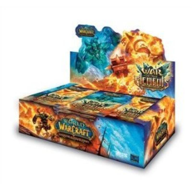 World of Warcraft Trading Card Game [TCG]: War of the Elements Booster Box by