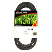 MaxPower 336109 Blade to Blade Belt for MTD, Cub Cadet, Troy Bilt Replaces OEM #754-0371A, 954-0371A