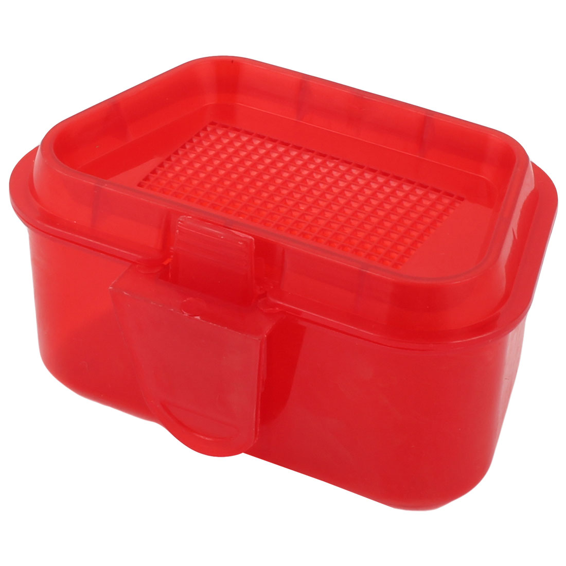 Unique Bargains Lightweight Fishing Tackle Box Hook Lure Case by
