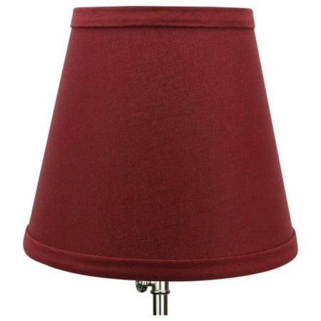 8 lamp shade inch fenchel shades 8 linen empire lamp shade walmartcom