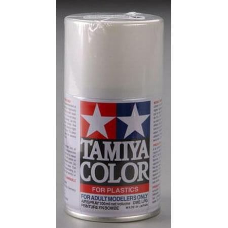 Tamiya 85045 TS-45 PEARL WHITE SPRAY