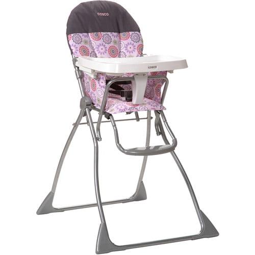 Cosco Flat Fold High Chair, Margo