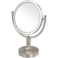 8 Inch Vanity Top Make-up Mirror 2x Magn