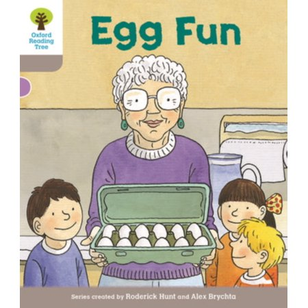 Oxford Reading Tree Biff, Chip and Kipper Stories Decode and Develop : Level 1: Egg Fun