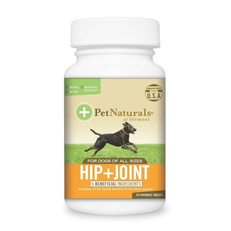 Hip + Joint Tablets for Dogs  Size:180 Count ()