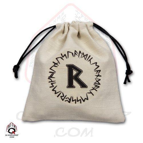 Runic Dice Bag Board Game