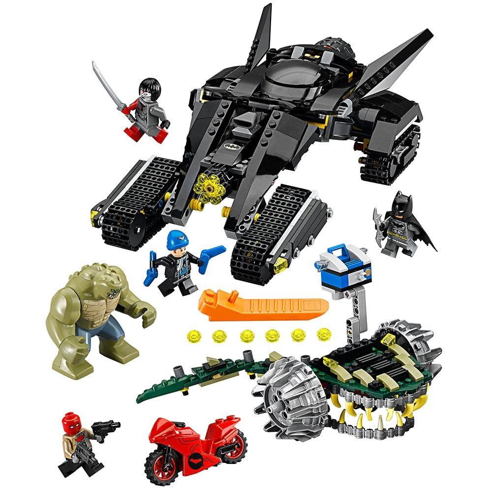 Lego Super Heroes 76055 Batman: Killer Croc Sewer Smash B...