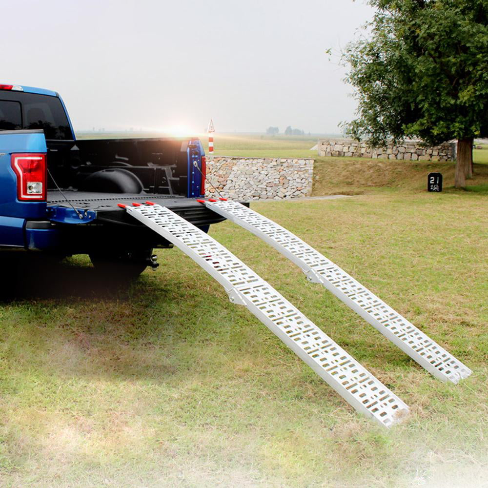 Ramps//Motorcycle Ramp//Loading Ramps for Lawn Mower//Pickup Trucks//Snow Blower