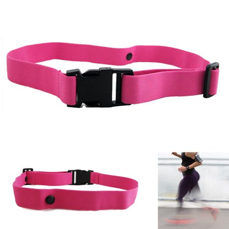 Lightweight Running Number Belt Cycling Marathon Triathlon Race Mens Womens