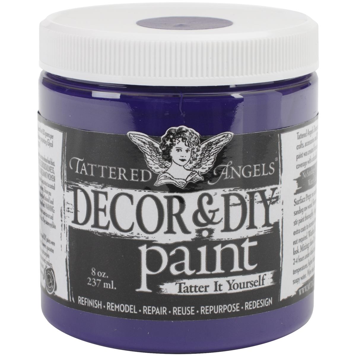 Decor & DIY Paint Cup 8oz-Amethyst