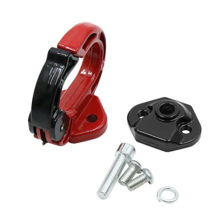 Metal Screw Fixation Shopping Bag Holder Motorcycle Helmet Hook