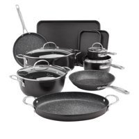 Curtis Stone Dura-Pan All-Purpose Cookware Set Model 680-542-Refurbished