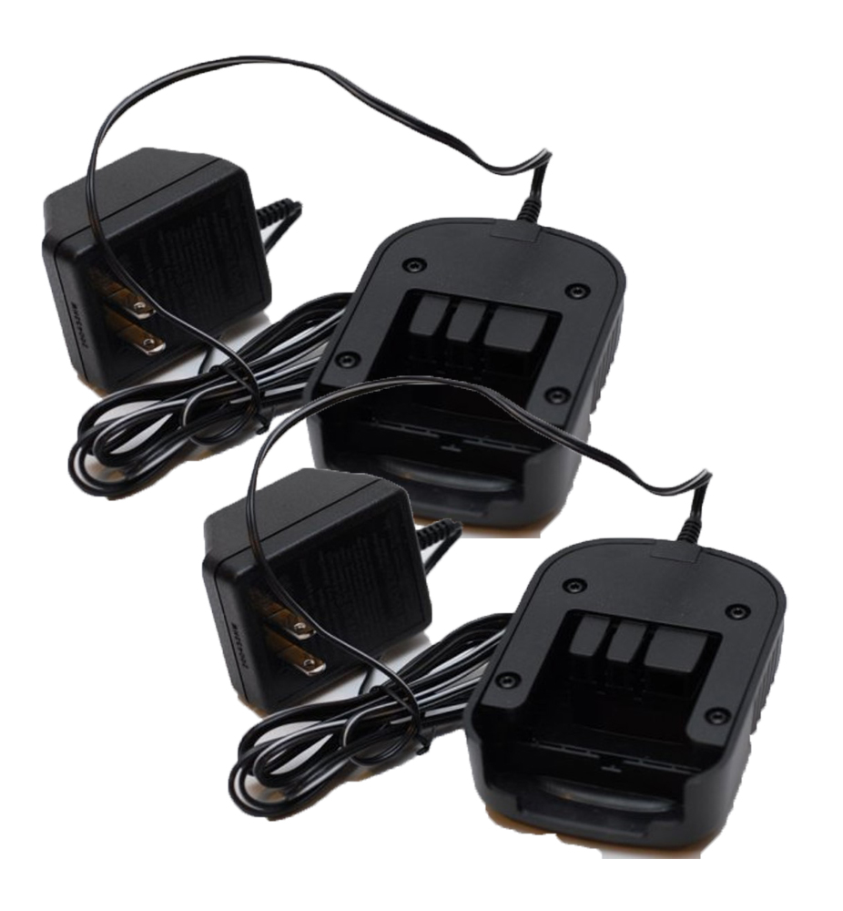 Black and Decker FS18C 18V Replacement (2 Pack) Battery Charger # 90571729-2PK