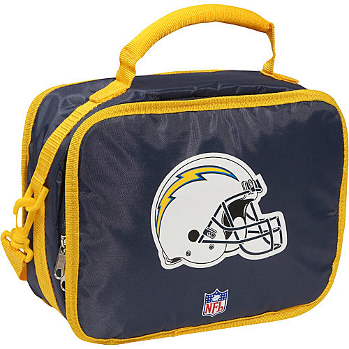 Concept One San Diego Chargers Lunch Box