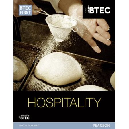 Btec First In Hospitality  Student Book  Paperback