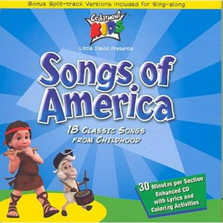 America Band Songs - Songs of America