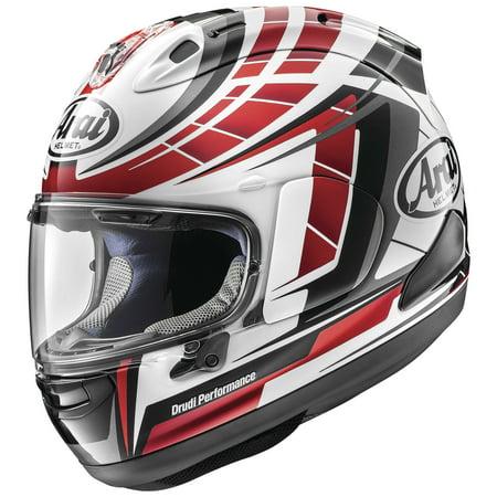 Medium Arai Helmets - Arai Corsair-X Planet Helmet