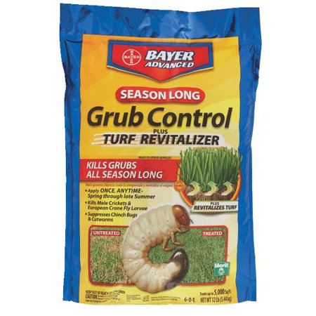 Bayer Advanced Season Long Grub Control PlusTurf Revitalizer